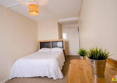 Habitación con Cama Doble en piso con vistas a la Ciudad